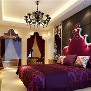 别墅婚房卧室设计