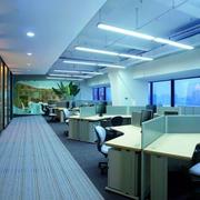办公室走廊简约吊顶
