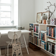 书房精致小书架