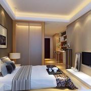 舒适大户型卧室图