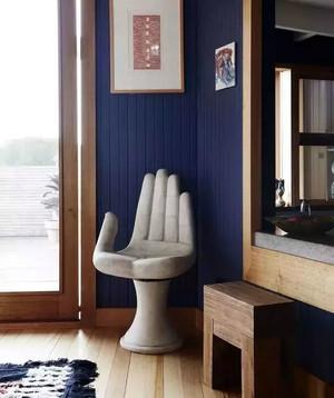 70平米现代简约都市混搭风格客厅装修效果图