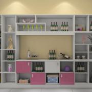 客餐厅容量超大的展示柜