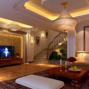 家居混搭风格客厅
