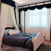 卧室床幔欣赏