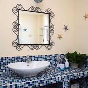卫生间镜子装饰欣赏
