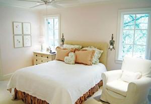 女生超级喜爱的甜美韩式卧室装修效果图