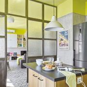 厨房实用吧台柜展示