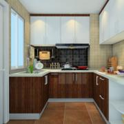 厨房整体家居橱柜