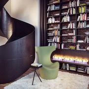 造型奇异的书房