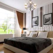 卧室床头装饰展示