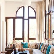 优雅的别墅客厅