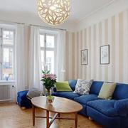 单身公寓小客厅