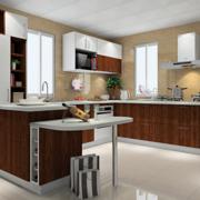 开放式厨房图片展示