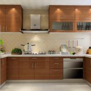 厨房精致橱柜图片