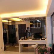 客厅现代风格吧台