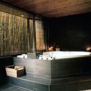 卫生间按摩浴缸展示