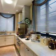 厨房百叶窗欣赏