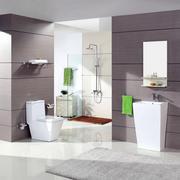 卫生间整体装潢设计