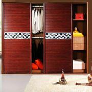 卧室红木衣柜欣赏