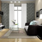 男士公寓客厅装饰