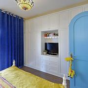 干净简约的卧室