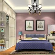 紫色女生小卧室