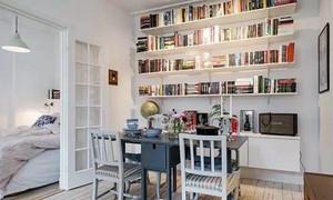 风格独特的混搭书房设计装修图片大全