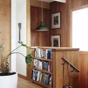 书房实木小书柜