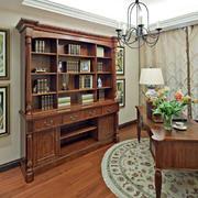 大气实木的家具