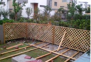 乡村 农房围墙 栏杆 设计装修效果图 齐装网装修
