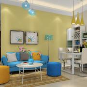 小户型公寓客厅装饰