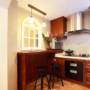 小厨房实用吧台