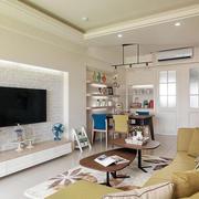 小户型公寓客厅图片