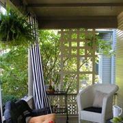 入户花园装饰布置