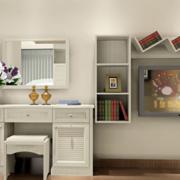 新颖的卧室电视柜欣赏