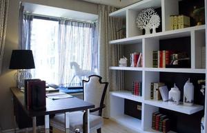 不可超越的法式风格书房设计装修图片大全
