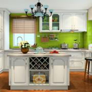 厨房吧台小酒柜欣赏