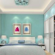 卧室小房间清新装饰