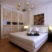卧室大型壁柜图