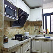现代简约宜家厨房