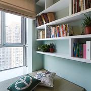 书房休闲的榻榻米