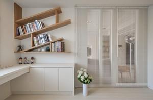 书房个性壁柜装潢