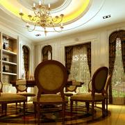 大户型欧式豪华餐厅
