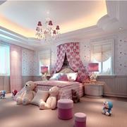 甜美温馨的卧室