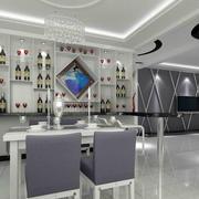 浪漫的法式风格酒柜