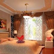 婚房现代卧室装饰