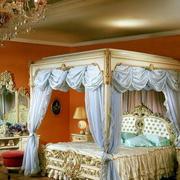 卧室欧式古典床欣赏