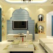 靓丽温馨的客厅
