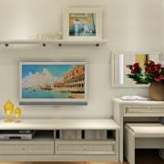 卧室实用的电视柜设计