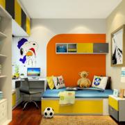 三室两厅卧室整体装饰